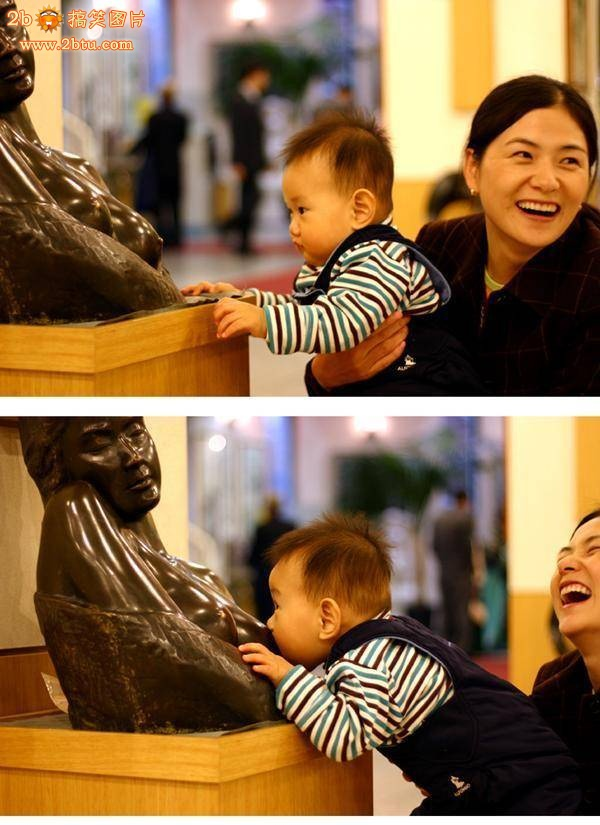 小孩搞笑雷人的图片_没奶吃的小孩 搞笑图片 2b搞笑图片站