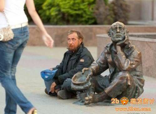 最美女乞丐_真的乞丐 搞笑图片 2b搞笑图片站